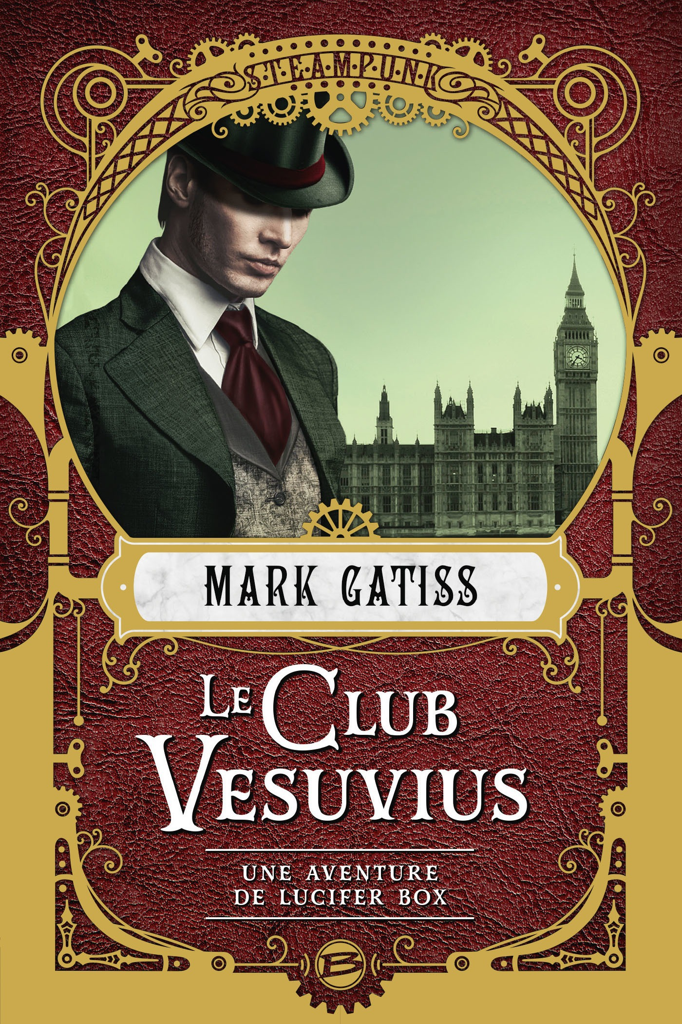 Lucifer Box T.1 ; le club Vesuvius