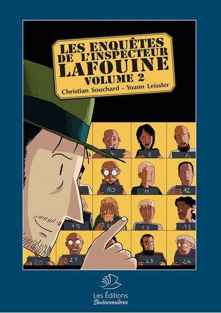 Les enquêtes de l'inspecteur Lafouine v.2