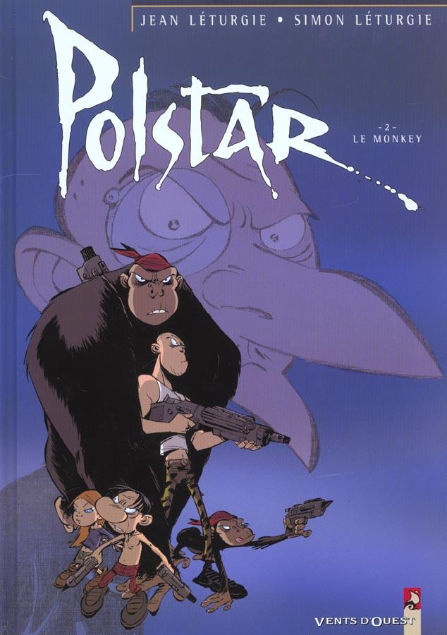 Polstar t.2 ; le monkey