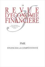 Vente Livre Numérique : PME : Financer la compétitivité  - Ouvrage COLLECTIF - Revue D'Economie Financiere