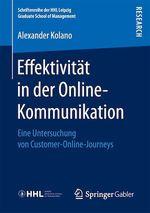 Effektivität in der Online-Kommunikation  - Alexander Kolano