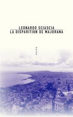 Couverture de La Disparition De Majorana