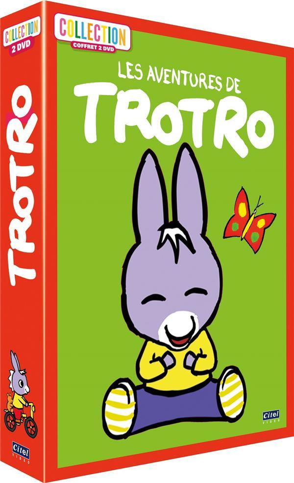 Les Aventures de Trotro - Coffret 2 disques