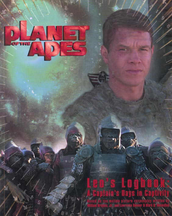 Movie of the apes movie scrapbook