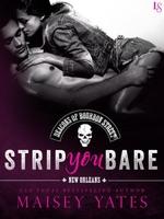 Vente Livre Numérique : Strip You Bare  - Maisey Yates