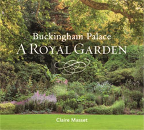 buckingham palace a royal garden