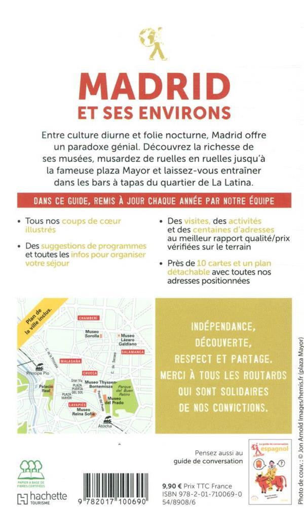 Guide du Routard ; Madrid et ses environs (édition 2020)