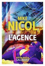 Vente Livre Numérique : L'Agence  - Mike Nicol