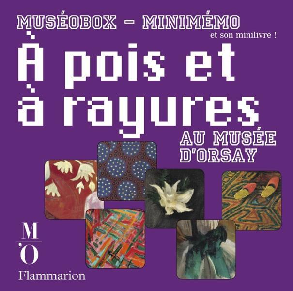 à pois et à rayures au musée d'Orsay