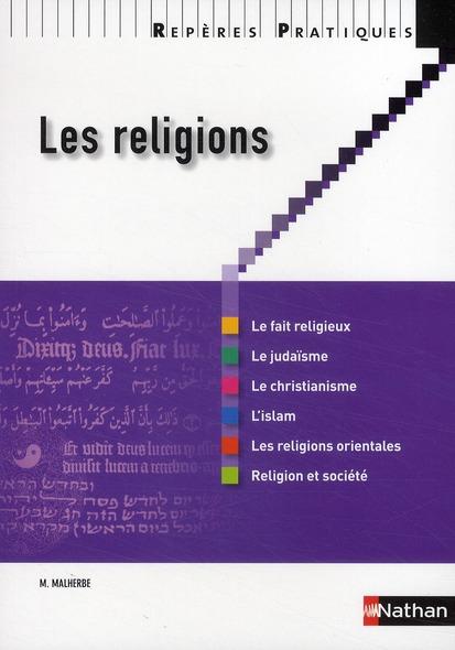 Les religions (édition 2009)