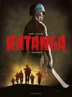 Vente EBooks : Katanga - Tome 1  - Fabien Nury