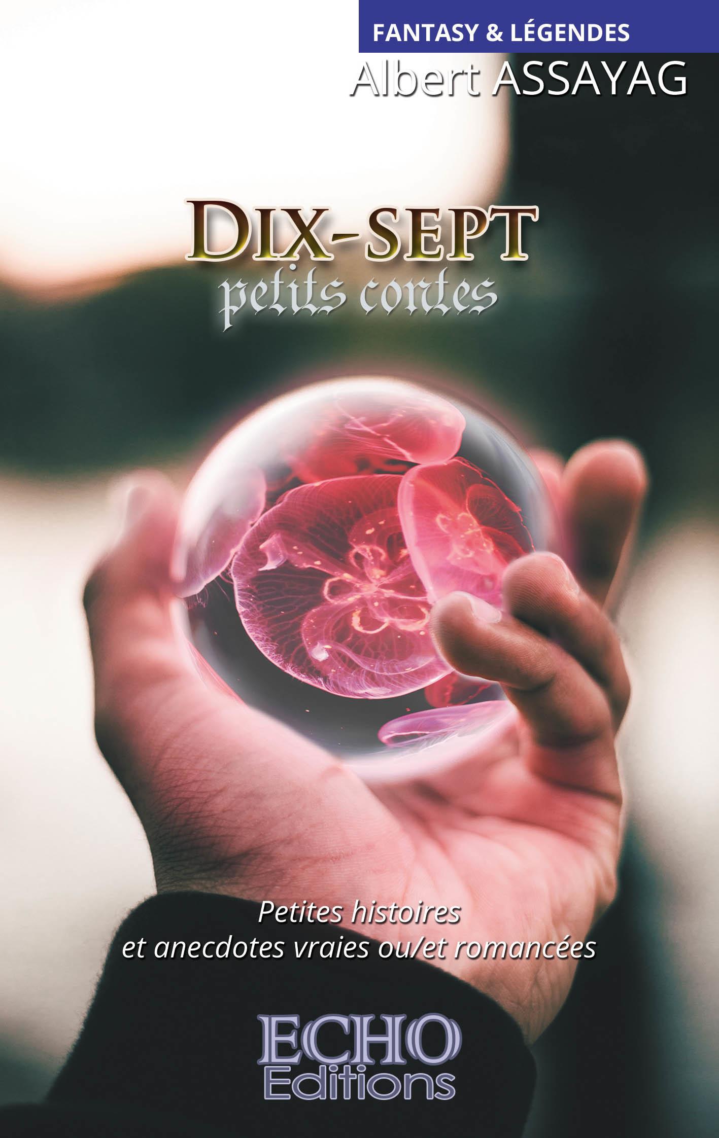Vente Livre Numérique : Dix-sept petits contes  - Albert Assayag