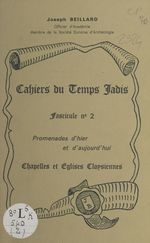 Cahiers du temps jadis (2)