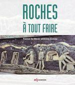 Vente Livre Numérique : Roches à tout faire  - Patrick De Wever - Annie Cornée