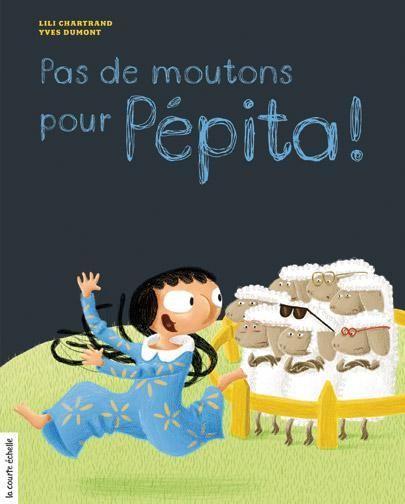 Pas de moutons pour Pépita !