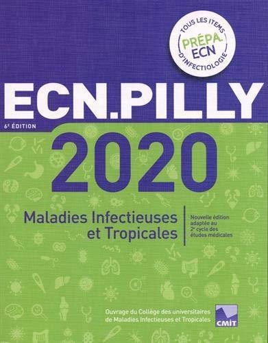 ECN. Pilly ; maladies infectieuses et tropicales ; préparation ECN (édition 2020)