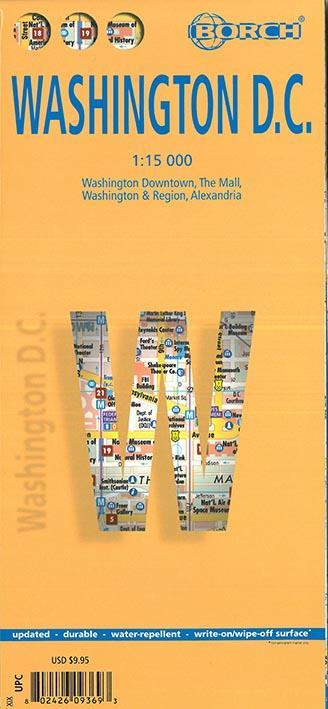 Washington D.C. (édition 2007)