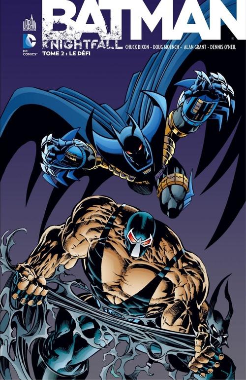 Batman - Knightfall - Tome 2 - Intégrale