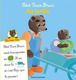 Vente EBooks : Au jardin  - Marie Aubinais - Charlotte LE BRETON