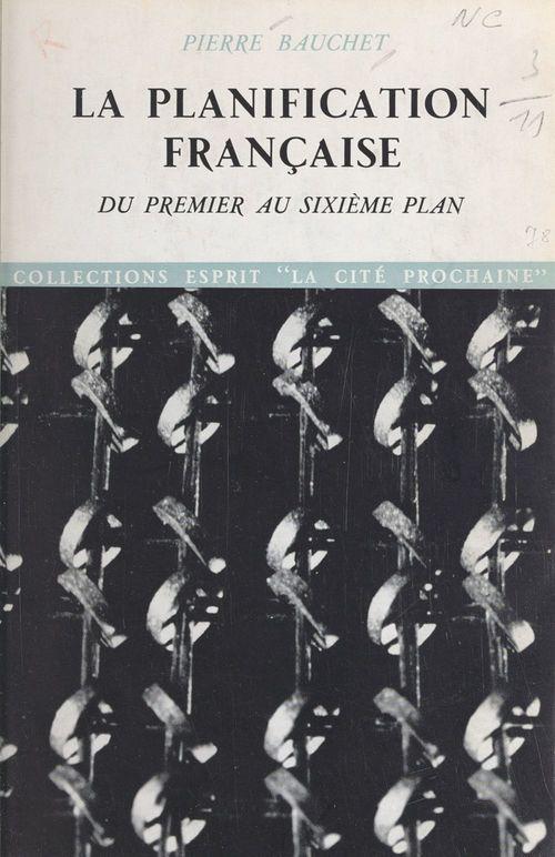 La planification française