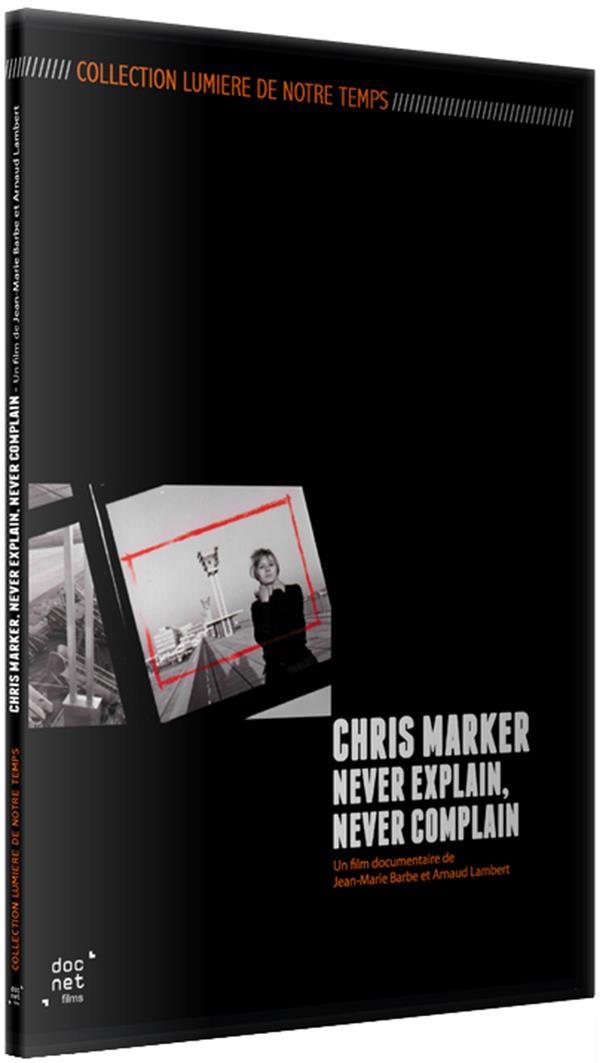 Chris Marker : Nevere explain,  Never Complain