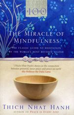 Vente Livre Numérique : The Miracle Of Mindfulness  - Thich Nhat Hanh