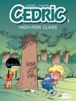 Cédric T.1 ; high risk class  - Raoul Cauvin - Laudec
