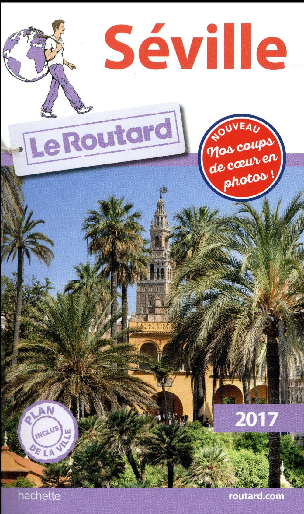 Guide Du Routard ; Seville (Edition 2017)