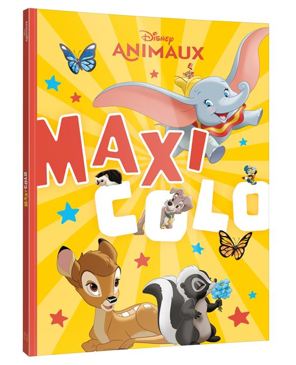 Maxi colos ; animaux
