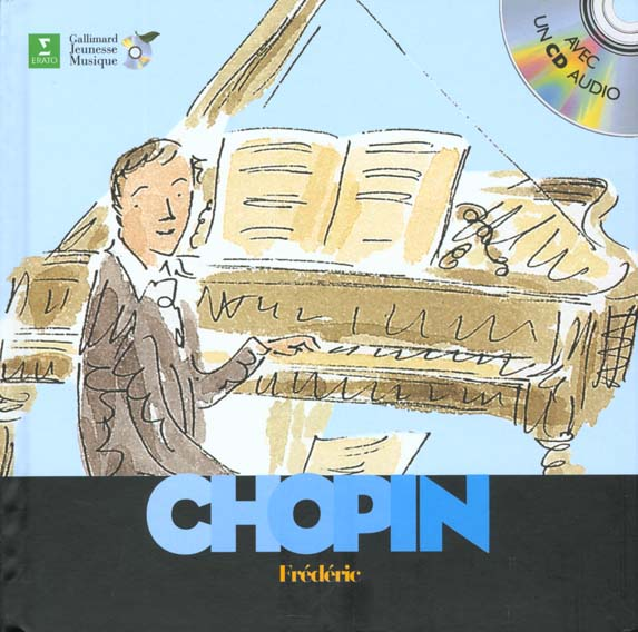 Frederic Chopin  (Livr-Cd)