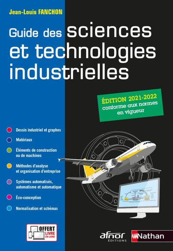 guide des sciences et technologies industrielles : élève (édition 2021/2022)