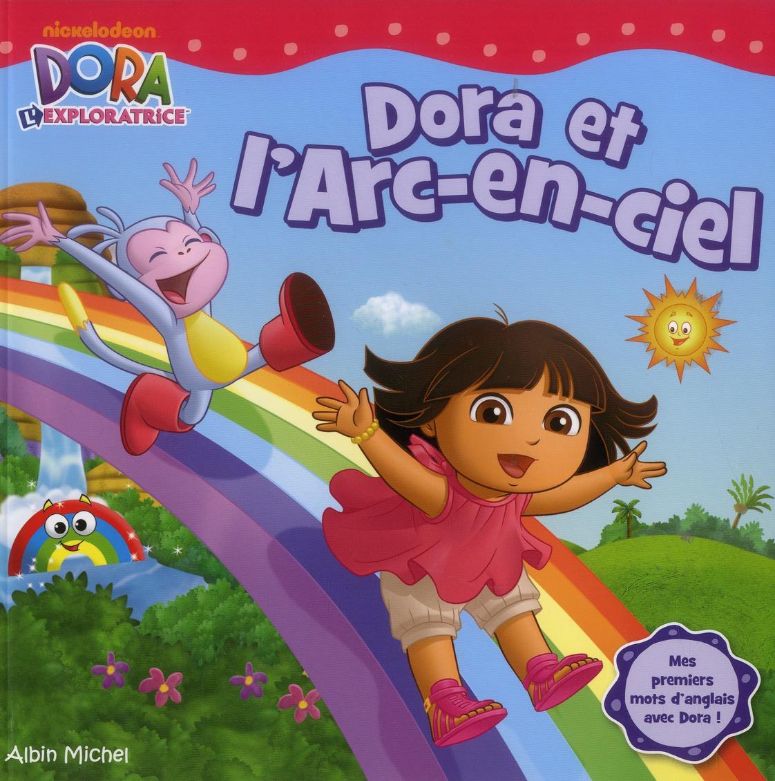 Dora Et L'Arc-En-Ciel