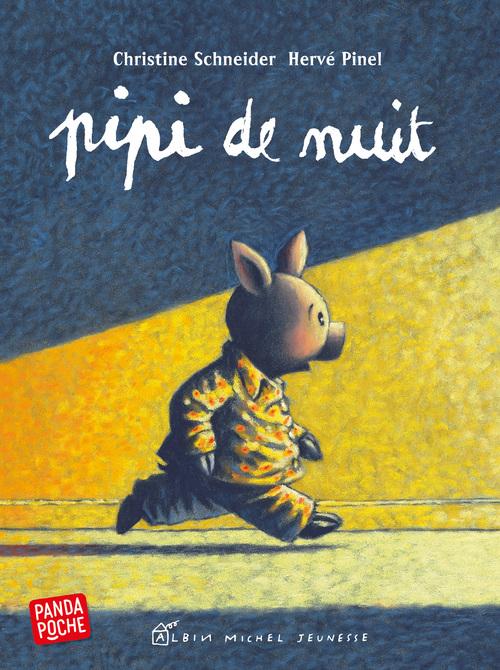 Vente EBooks : Pipi de nuit  - Christine Schneider  - Hervé Pinel