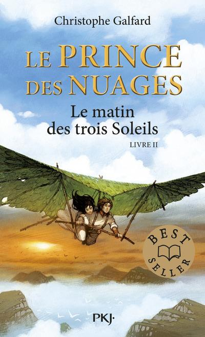 LE PRINCE DES NUAGES T.2  -  LE MATIN DES TROIS SOLEILS