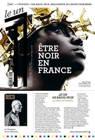 LE 1 N.301  -  ETRE NOIR EN FRANCE COLLECTIF