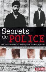 Vente Livre Numérique : Secrets de police  - Daniel-Charles Luytens