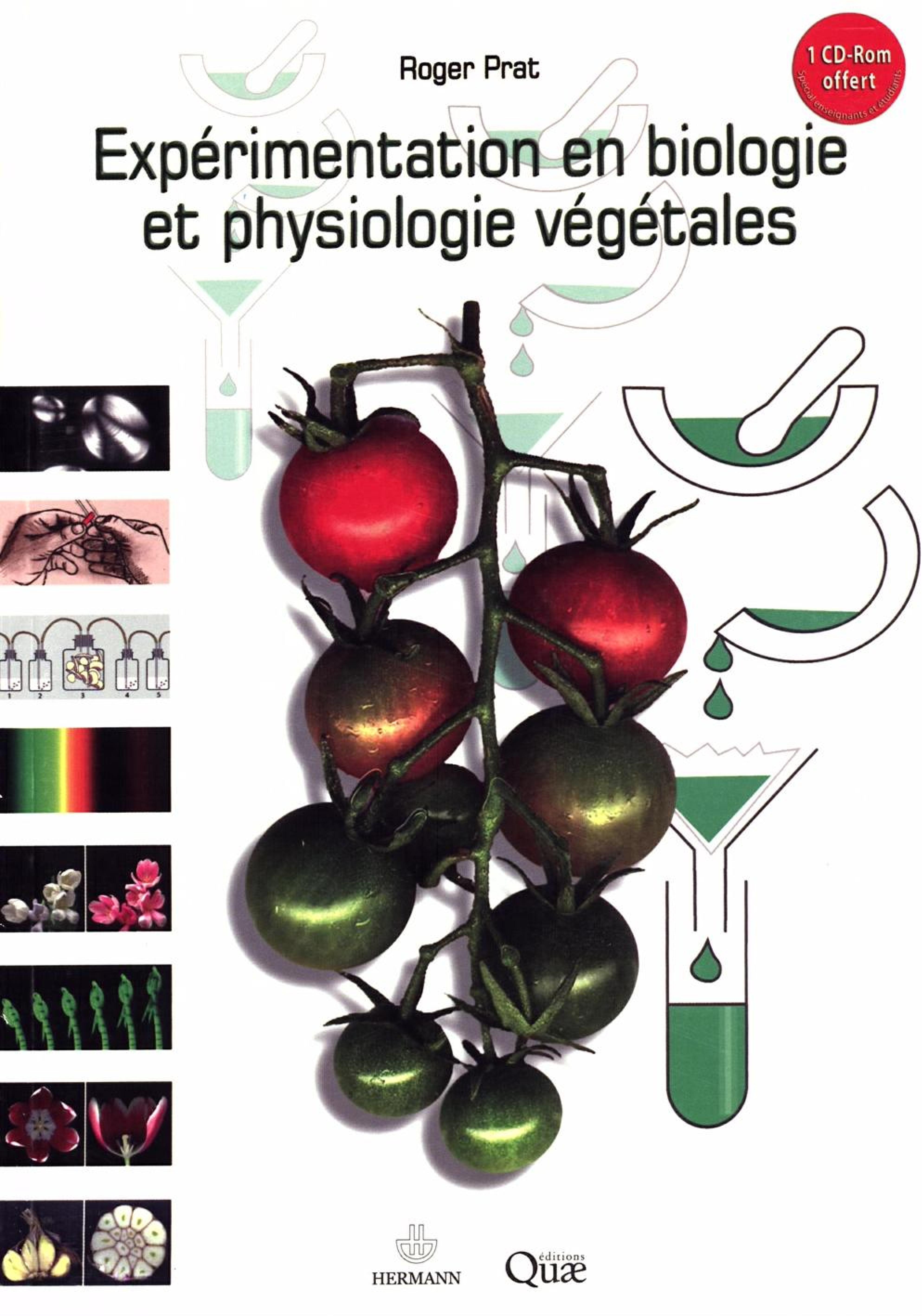 Expérimentation en biologie et physiologie végétales