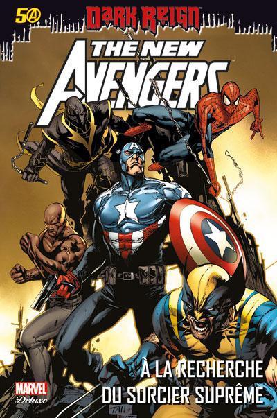 The New Avengers T.6 ; A La Recherche Du Sorcier Supreme