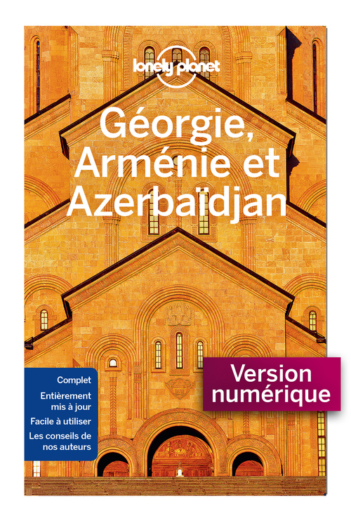 Georgie, Aeménie et Azerbaidjan (édition 2020)