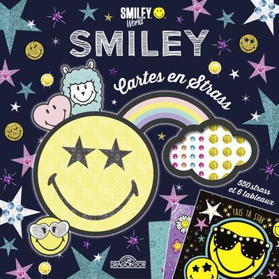 Smileyworld ; cartes en strass