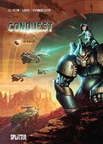 Vente Livre Numérique : Conquest 04: Urania  - Jean-Luc Istin