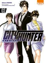 City hunter - rebirth t.2