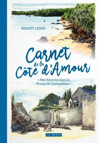 Carnet de la Côte d'Amour :