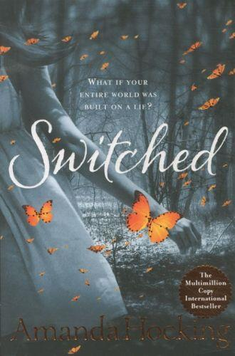 SWITCHED - THE TRYLLE SERIE V.1