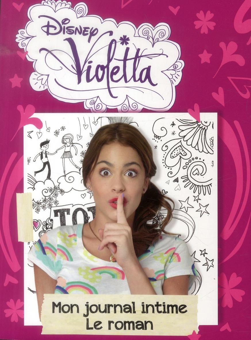 Violetta, mon journal intime t.1