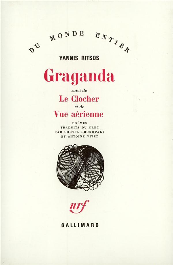 Graganda / le clocher /vue aerienne