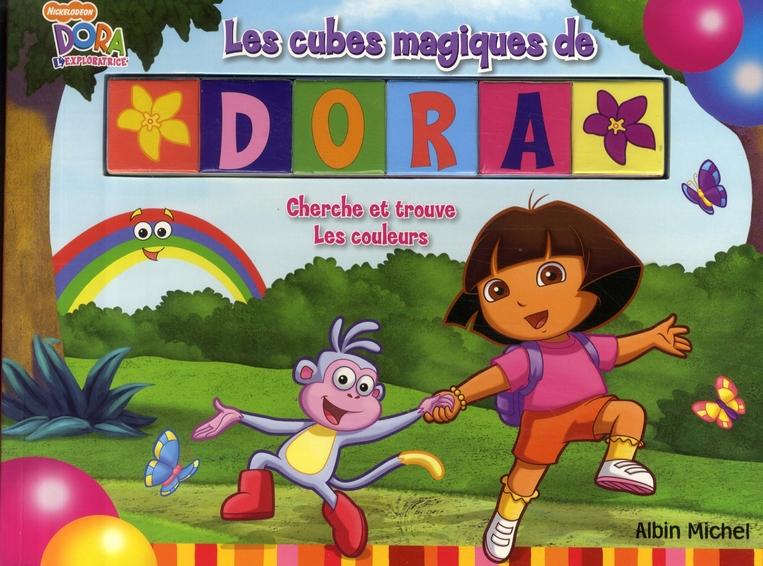 Les Cubes Magiques De Dora
