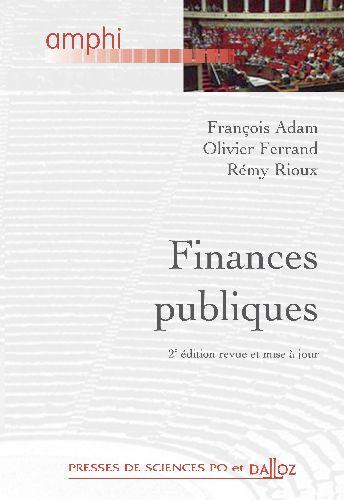 Finances publiques (2e édition)