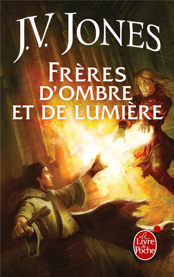 Le livre des mots t.3 ; frères d'ombre et de lumière