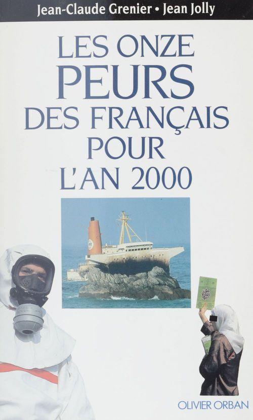Onze peurs francais an 2000